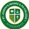 St Josephs Degree & PG College, Hyderabad logo