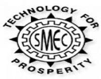 St Martin's Engineering College, [SMEC] Secunderabad  logo