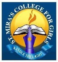 St. Mira's College for Girls, [SMCG] Pune logo