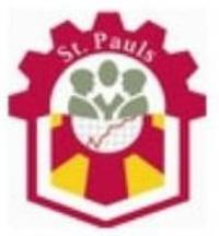 St Pauls College of Management, [SPCM] Rangareddi logo