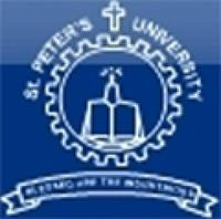 St Peter's Institute of Distance Education, [SPIDE] Chennai logo