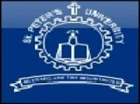 St Peter's Institute of Higher Education and Research, [SPIHER] Chennai logo