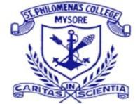 St Philomena's College, [SPC] Mysore logo