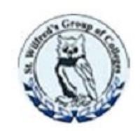 St Wilfred's PG College, [SWPGC] Jaipur logo