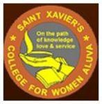 St Xavier's College for Women, [SXC] Kochi logo