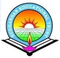 Sudharsan Engineering College, [SEC] Pudukkottai logo