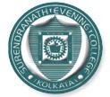 Surendranath Evening College, [SEC] Kolkata logo