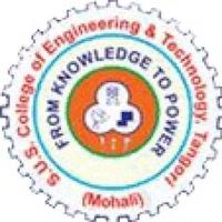 SUS College of Engineering and Technology, [SUSCET] Mohali logo
