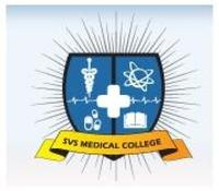 SVS Medical College, [SMC] Mahbubnagar