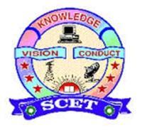 Swarnandhra College of Engineering and Technology, [SCET] Rangareddi logo
