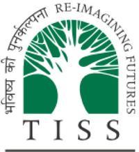 Tata Institute of Social Sciences, [TISS] Mumbai logo