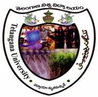 Telangana University, [TU] Nizamabad logo