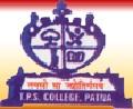 Thakur Prasad Singh College, [TPS] Patna logo