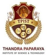 Thandra Paparaya Institute of Science and Technology, [TPIST] Vizianagaram logo