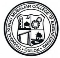 Thangal Kunju Musaliar College of Engineering, [TKMCE] Kollam