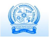 Thangavelu Engineering College, [TEC] Chennai logo