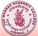 The Madras Sanskrit College, Chennai logo