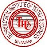The Technological Institute of Textile and Sciences, [TITS] Bhiwani logo