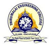 Thirumalai Engineering College, [TEC] Chennai