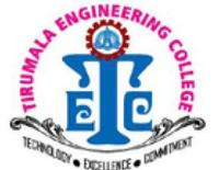 Tirumala Engineering College, [TEC] Rangareddi logo
