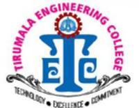 Tirumala Engineering College, [TEC] Rangareddi logo