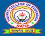 Tirupati College of Education, Fatehabad