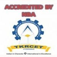 TKR College of Engineering and Technology, [TKRCET] Hyderabad logo