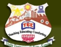 Trichy Engineering College, [TEC] Tiruchirappalli logo