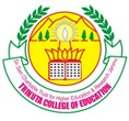 Trikuta College of Education, Jammu logo