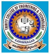 Trinity College of Engineering and Technology, [TCET] Karimnagar logo