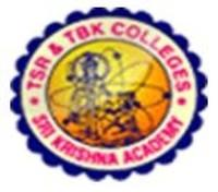 TSR and TBK Degree and PG College, Vishakhapatnam logo
