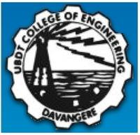 University BDT College of Engineering, [UBDTCE] Davanagere logo