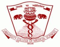 University College of Medical Sciences, [UCMS] New Delhi logo