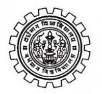 University Institute of Technology, [UIT] Bardhaman logo