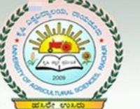 University of Agricultural Sciences, [UAS] Raichur logo
