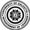 University of Calcutta, [UC] Kolkata
