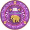 University of Delhi [DU], New Delhi logo
