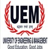 University of Engineering and Management, [UEM] Jaipur logo