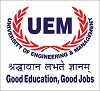 University of Engineering and Management, [UEM] Kolkata logo