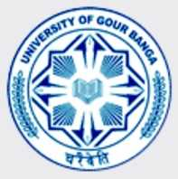 University of Gour Banga, [UGB] Malda logo