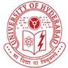 University of Hyderabad, [UH] Hyderabad logo