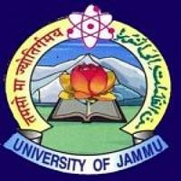 University of Jammu, Jammu logo