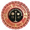 University of Rajasthan, [UR] Jaipur logo