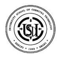 University School of Chemical Technology, [USCT] New Delhi