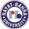 University School of Education - Rayat Bahra University, Mohali logo