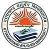 Uttarakhand Ayurved University, [UAU] Dehradun logo