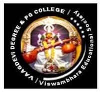 Vaagdevi Degree and PG College, [VDPGC] Warangal logo