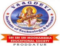 Vaagdevi Institute of Technology & Science, [VITS] Kadapa logo