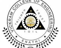 Vickram College of Engineering, [VCE] Ramanathapuram logo