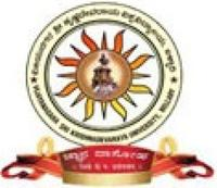 Vijayanagara Sri Krishnadevaraya University, [VSKU] Bellary logo